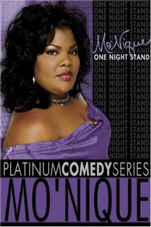 Platinum Comedy Series - MoNique (used)